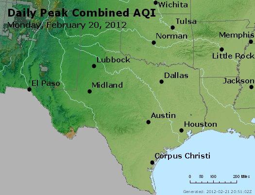 Peak AQI - http://files.airnowtech.org/airnow/2012/20120220/peak_aqi_tx_ok.jpg