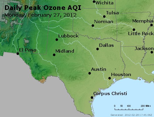 Peak Ozone (8-hour) - http://files.airnowtech.org/airnow/2012/20120227/peak_o3_tx_ok.jpg