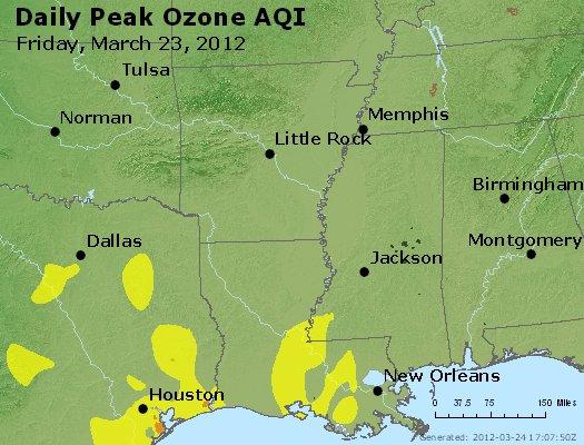 Peak Ozone (8-hour) - http://files.airnowtech.org/airnow/2012/20120323/peak_o3_ar_la_ms.jpg
