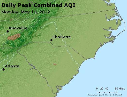 Peak AQI - http://files.airnowtech.org/airnow/2012/20120514/peak_aqi_nc_sc.jpg
