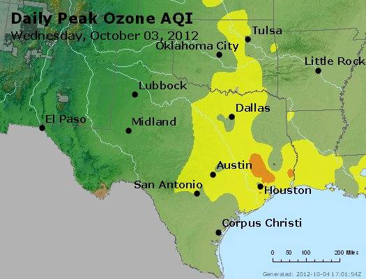 Peak Ozone (8-hour) - http://files.airnowtech.org/airnow/2012/20121003/peak_o3_tx_ok.jpg