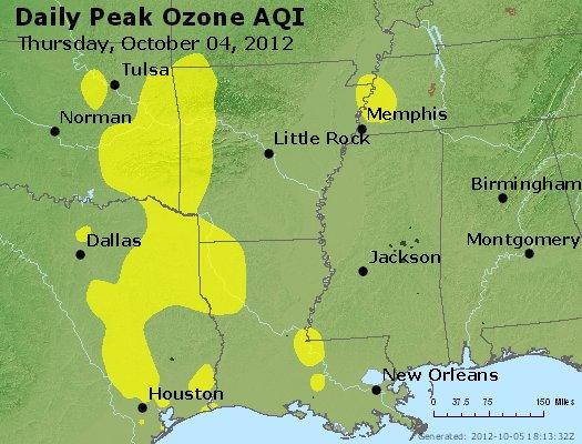 Peak Ozone (8-hour) - http://files.airnowtech.org/airnow/2012/20121004/peak_o3_ar_la_ms.jpg
