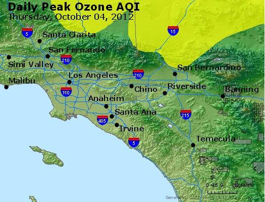 Peak Ozone (8-hour) - http://files.airnowtech.org/airnow/2012/20121004/peak_o3_losangeles_ca.jpg