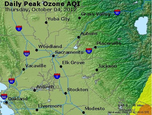 Peak Ozone (8-hour) - http://files.airnowtech.org/airnow/2012/20121004/peak_o3_sacramento_ca.jpg