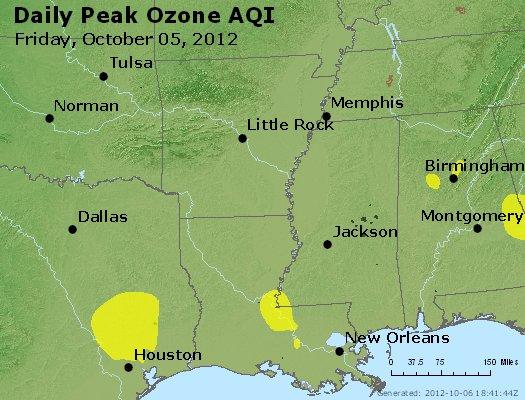 Peak Ozone (8-hour) - http://files.airnowtech.org/airnow/2012/20121005/peak_o3_ar_la_ms.jpg