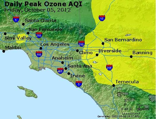 Peak Ozone (8-hour) - http://files.airnowtech.org/airnow/2012/20121005/peak_o3_losangeles_ca.jpg