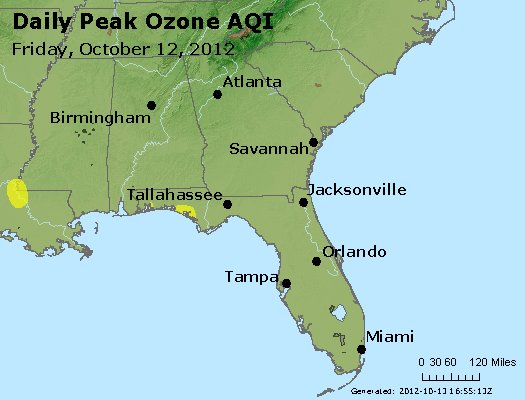 Peak Ozone (8-hour) - http://files.airnowtech.org/airnow/2012/20121012/peak_o3_al_ga_fl.jpg