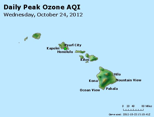 Peak Ozone (8-hour) - http://files.airnowtech.org/airnow/2012/20121024/peak_o3_hawaii.jpg