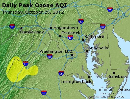Peak Ozone (8-hour) - http://files.airnowtech.org/airnow/2012/20121025/peak_o3_maryland.jpg
