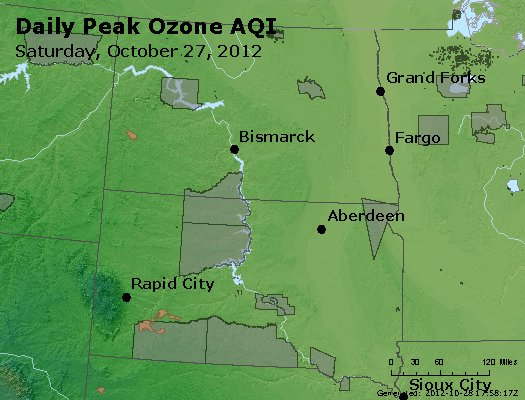 Peak Ozone (8-hour) - http://files.airnowtech.org/airnow/2012/20121027/peak_o3_nd_sd.jpg