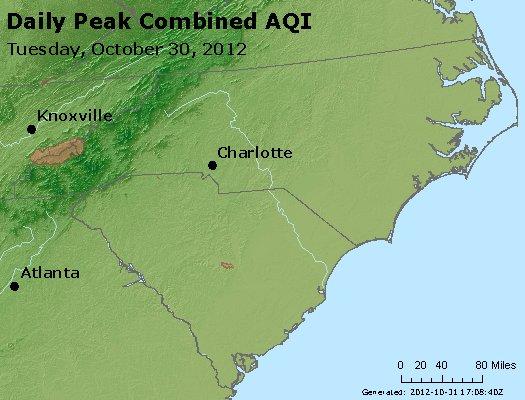 Peak AQI - http://files.airnowtech.org/airnow/2012/20121030/peak_aqi_nc_sc.jpg