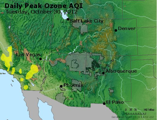 Peak Ozone (8-hour) - http://files.airnowtech.org/airnow/2012/20121030/peak_o3_co_ut_az_nm.jpg