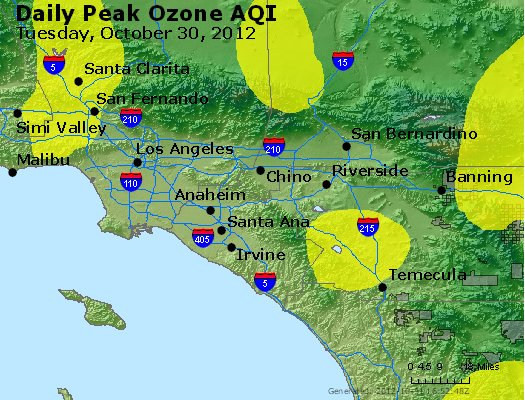 Peak Ozone (8-hour) - http://files.airnowtech.org/airnow/2012/20121030/peak_o3_losangeles_ca.jpg