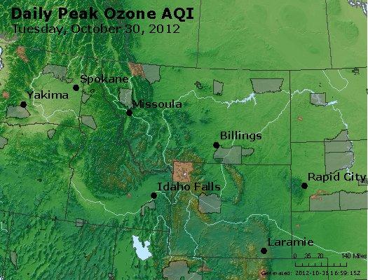 Peak Ozone (8-hour) - http://files.airnowtech.org/airnow/2012/20121030/peak_o3_mt_id_wy.jpg