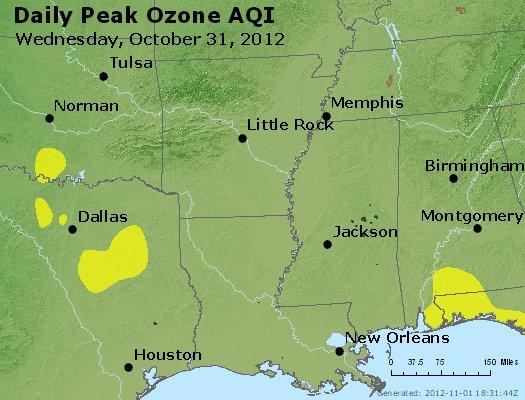 Peak Ozone (8-hour) - http://files.airnowtech.org/airnow/2012/20121031/peak_o3_ar_la_ms.jpg