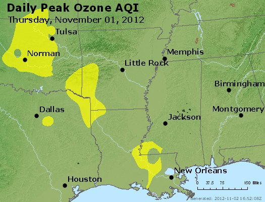 Peak Ozone (8-hour) - http://files.airnowtech.org/airnow/2012/20121101/peak_o3_ar_la_ms.jpg