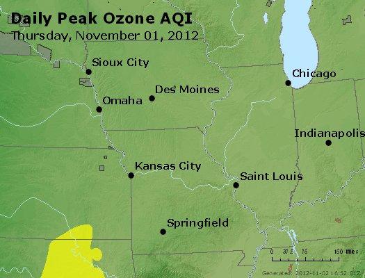 Peak Ozone (8-hour) - http://files.airnowtech.org/airnow/2012/20121101/peak_o3_ia_il_mo.jpg