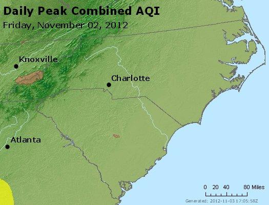 Peak AQI - http://files.airnowtech.org/airnow/2012/20121102/peak_aqi_nc_sc.jpg