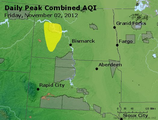 Peak AQI - http://files.airnowtech.org/airnow/2012/20121102/peak_aqi_nd_sd.jpg