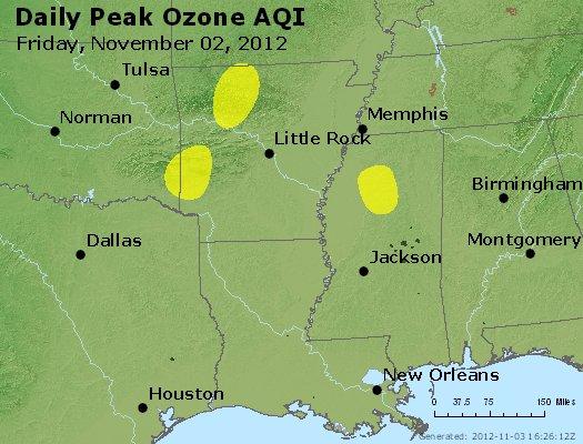 Peak Ozone (8-hour) - http://files.airnowtech.org/airnow/2012/20121102/peak_o3_ar_la_ms.jpg