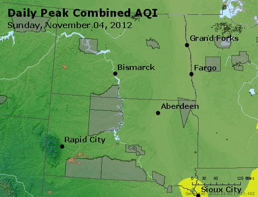 Peak AQI - http://files.airnowtech.org/airnow/2012/20121104/peak_aqi_nd_sd.jpg