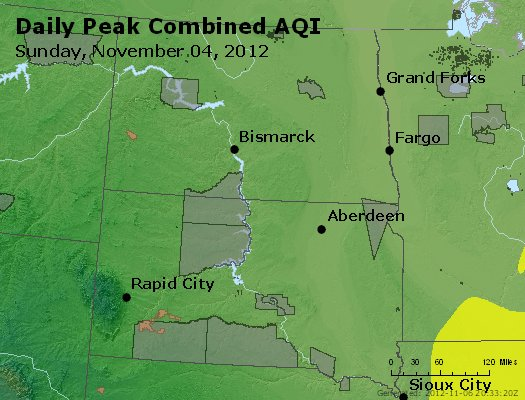 Peak AQI - http://files.airnowtech.org/airnow/2012/20121105/peak_aqi_nd_sd.jpg