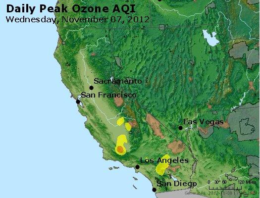 Peak Ozone (8-hour) - http://files.airnowtech.org/airnow/2012/20121107/peak_o3_ca_nv.jpg