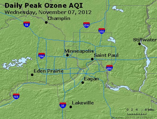 Peak Ozone (8-hour) - http://files.airnowtech.org/airnow/2012/20121107/peak_o3_minneapolis_mn.jpg