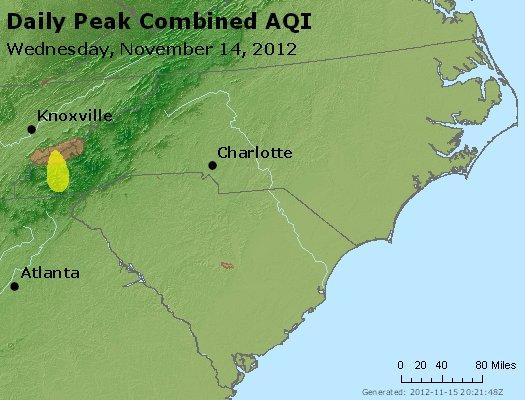 Peak AQI - http://files.airnowtech.org/airnow/2012/20121114/peak_aqi_nc_sc.jpg