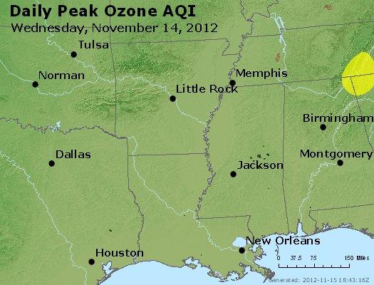Peak Ozone (8-hour) - http://files.airnowtech.org/airnow/2012/20121114/peak_o3_ar_la_ms.jpg