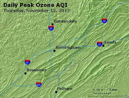 Peak Ozone (8-hour) - http://files.airnowtech.org/airnow/2012/20121115/peak_o3_birmingham_al.jpg