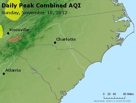 Peak AQI - http://files.airnowtech.org/airnow/2012/20121118/peak_aqi_nc_sc.jpg