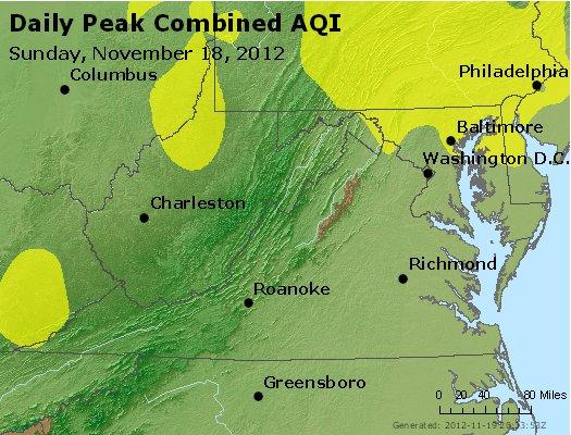Peak AQI - http://files.airnowtech.org/airnow/2012/20121118/peak_aqi_va_wv_md_de_dc.jpg