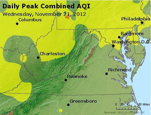 Peak AQI - http://files.airnowtech.org/airnow/2012/20121121/peak_aqi_va_wv_md_de_dc.jpg