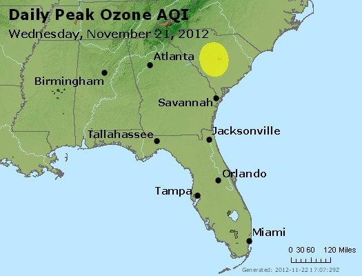 Peak Ozone (8-hour) - http://files.airnowtech.org/airnow/2012/20121121/peak_o3_al_ga_fl.jpg