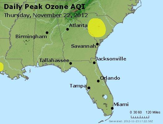 Peak Ozone (8-hour) - http://files.airnowtech.org/airnow/2012/20121122/peak_o3_al_ga_fl.jpg