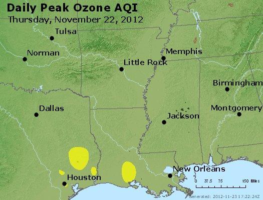Peak Ozone (8-hour) - http://files.airnowtech.org/airnow/2012/20121122/peak_o3_ar_la_ms.jpg