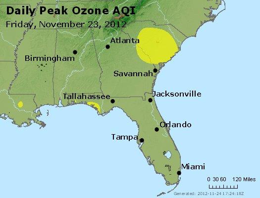 Peak Ozone (8-hour) - http://files.airnowtech.org/airnow/2012/20121123/peak_o3_al_ga_fl.jpg