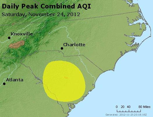 Peak AQI - http://files.airnowtech.org/airnow/2012/20121124/peak_aqi_nc_sc.jpg