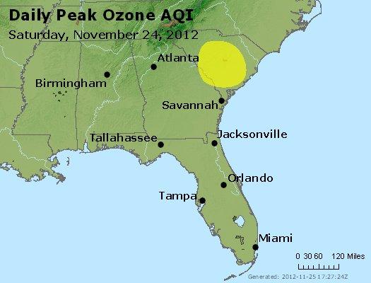 Peak Ozone (8-hour) - http://files.airnowtech.org/airnow/2012/20121124/peak_o3_al_ga_fl.jpg