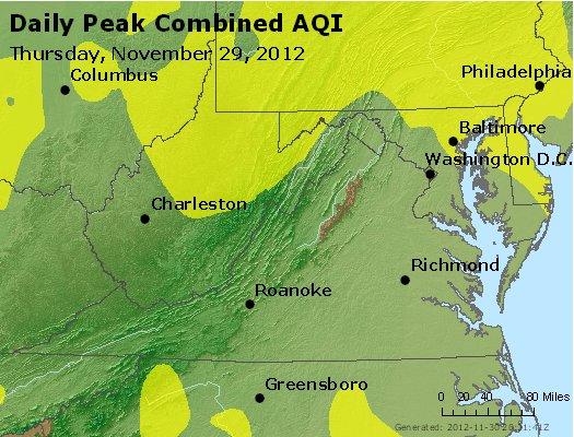 Peak AQI - http://files.airnowtech.org/airnow/2012/20121129/peak_aqi_va_wv_md_de_dc.jpg