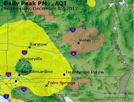 Peak Particles PM<sub>2.5</sub> (24-hour) - http://files.airnowtech.org/airnow/2012/20121205/peak_pm25_sanbernardino_ca.jpg