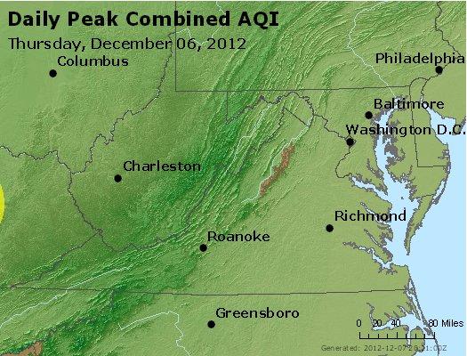 Peak AQI - http://files.airnowtech.org/airnow/2012/20121206/peak_aqi_va_wv_md_de_dc.jpg