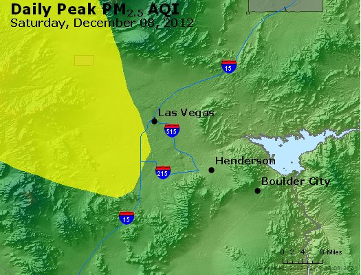 Peak Particles PM<sub>2.5</sub> (24-hour) - http://files.airnowtech.org/airnow/2012/20121208/peak_pm25_lasvegas_nv.jpg