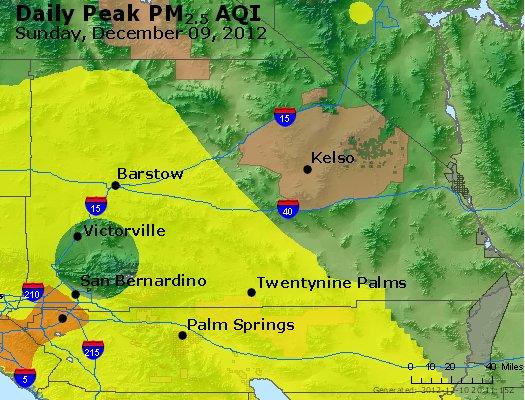 Peak Particles PM<sub>2.5</sub> (24-hour) - http://files.airnowtech.org/airnow/2012/20121209/peak_pm25_sanbernardino_ca.jpg