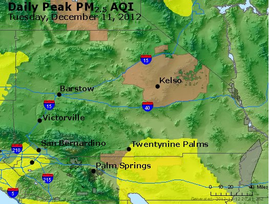 Peak Particles PM<sub>2.5</sub> (24-hour) - http://files.airnowtech.org/airnow/2012/20121211/peak_pm25_sanbernardino_ca.jpg