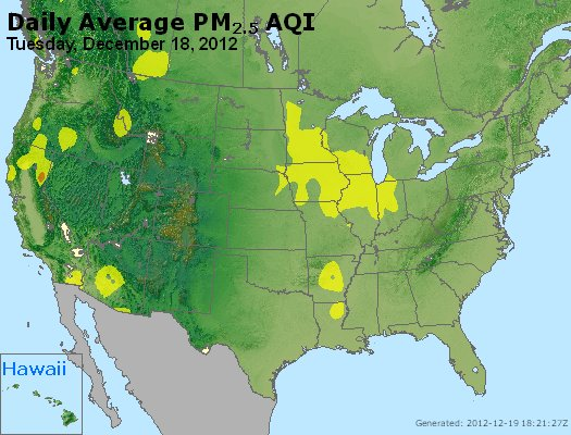 Peak Particles PM<sub>2.5</sub> (24-hour) - http://files.airnowtech.org/airnow/2012/20121218/peak_pm25_usa.jpg