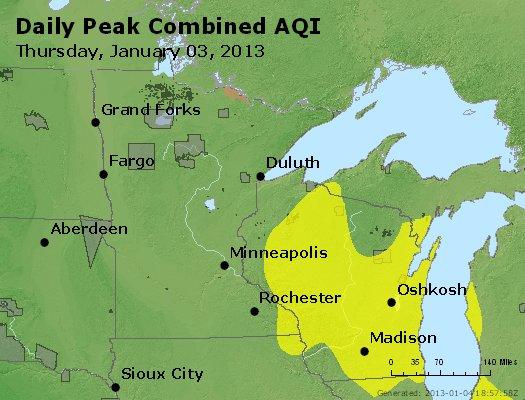 Peak AQI - http://files.airnowtech.org/airnow/2013/20130103/peak_aqi_mn_wi.jpg
