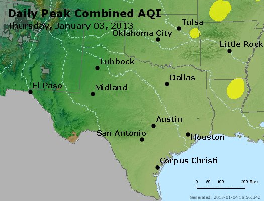 Peak AQI - http://files.airnowtech.org/airnow/2013/20130103/peak_aqi_tx_ok.jpg