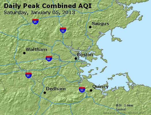 Peak AQI - http://files.airnowtech.org/airnow/2013/20130105/peak_aqi_boston_ma.jpg